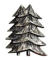 Pine Tree Cabinet Knob